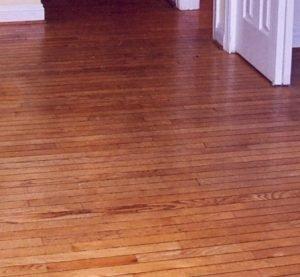 wood floor hallway_portrait