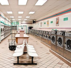 Late Night Laundromat