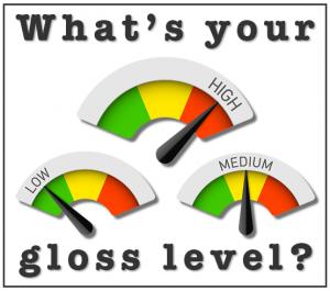 gloss-level-idea