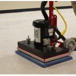 Square Scrub Floor Scrub Machine