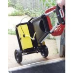 Tornado BR13-1 Floor Scrubber with Transport Dolly