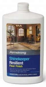 Armstrong Shinekeeper for Hartco wood floors