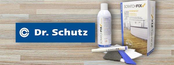 Dr Schutz ScratchFix on LVT