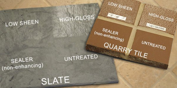 Natural Stone Sealer Enhancing