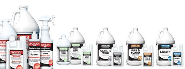 Odorcide Surface & Air Deodorizer in 5 Varieties